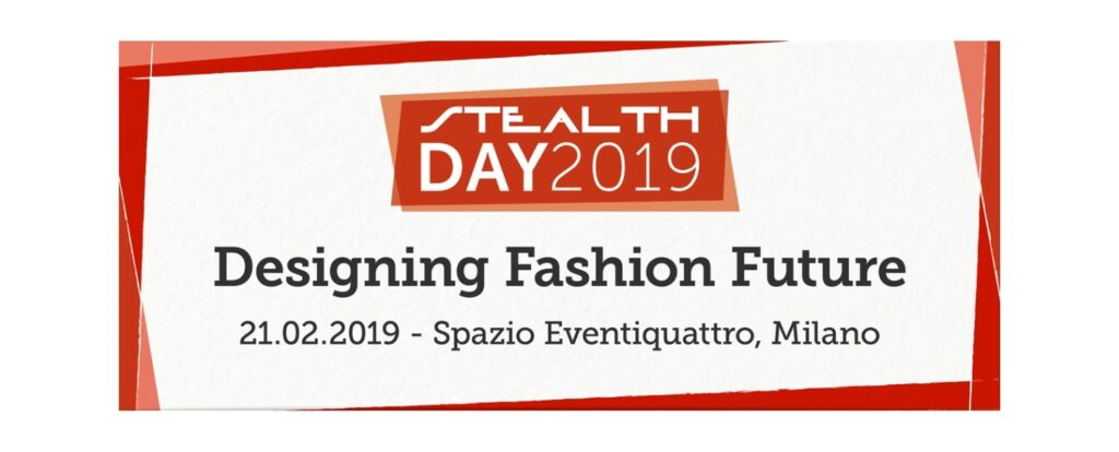 Stealth Day 2019 – Designing Fashion Future