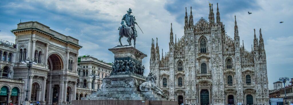 Milano guida la moda italiana