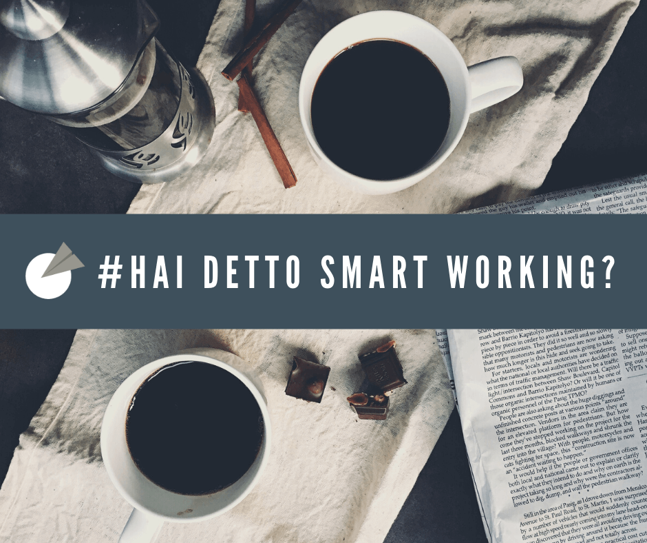 Smart working: lontani ma vicini