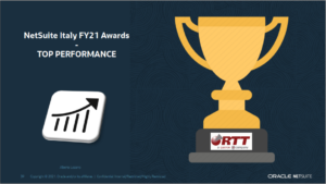 Top performance 2021 Netsuite